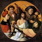Christ Crowned Thorns Hieronymus Bosch Wikipaintings