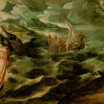 Christ The Sea Galilee Tintoretto Wikipaintings