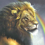 Christian Paintings Lion Judah Painting