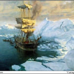 Christopher Blossom Cutting The Arctic