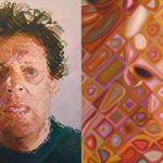 Chuck Close Work And Detail You Spent Any Time Art Museums