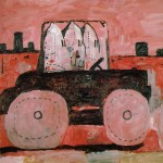 City Limits Philip Guston Wikipaintings