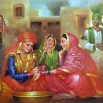 Classic Paintings Indian Culture