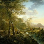 Classical Landscape Painting China Oil