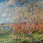 Claude Monet Spring Painting Best Paintings For Sale
