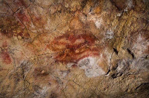 Claviform Symbol Dated Years Old The Altamira Cave Sapin