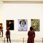 Clown Paintings Clowns Art History And