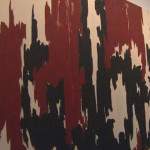Clyfford Still Painting Says Woman Accused Damaging Art Has
