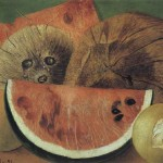 Coconuts Frida Kahlo China Oil Paintings Wholesale