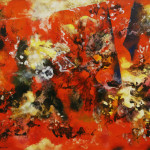 Colorado Abstract Expressionism From Kirkland Museum Artfixdaily