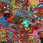 Colorful Paintings Barbaras