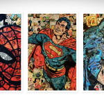 Comic Collage Art Prints Gearhungry