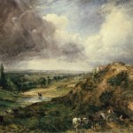 Constable John Oil Painting