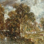 Constable John Oil Painting Canvas For