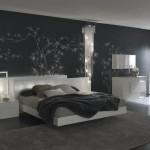Contemporary Bedroom And Painting The Wall Designs