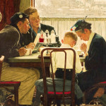 Controversy Surrounds Rockwell Cover Art Sale New York Post
