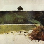 Cooling Off Jamie Wyeth Wikipaintings