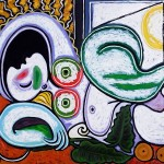 Couche Pablo Picasso Oil Painting Reproduction Code Pic List