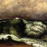 Courbet The Wave Oil Artwork Reproduction Copy Painting