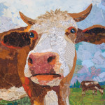 Cow Art And More How Now Brown