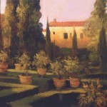 Craig Verona Garden Paintings For Sale Paintingsforsalediscount