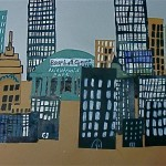 Creating Art Cityscape Collages