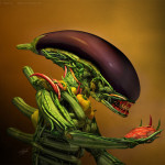 Creative Food Art Piculous Amazing Pictures Around The