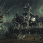 Creepy Houses Mansions And Castles Print News Blog