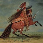 Crow Chief George Catlin China Oil Paintings Wholesale