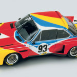 Csl Was The First Art Car Ever And One His Last Works Before