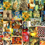 Cubism Style Paintings For Web Search