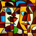 Cubist Thomas Fedro From Contemporary Cubism Art Gallery