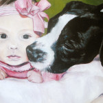Custom Oil Painting Missysportraits Etsy