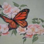Dad Butterfly Painting Graph Barbaragouldgraphy