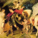 Daily Artist Peter Paul Rubens June May