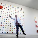 Damien Hirst Spot Paintings Could Store Windows Displ