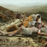 Dan Burr Illustrator The Good Samaritan