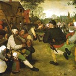 Dance Pieter Brueghal Portrait Paintings Portraits