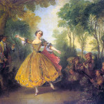 Dancer Camargo Oil Paintings For Sale Dance