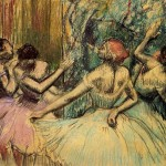 Dancers The Wings Edgar Degas Wikipaintings