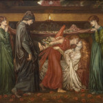 Dante Gabriel Rossetti And Dundee Art Galleries Museums Collection