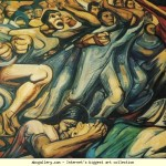 David Alfaro Siqueiros History The Theater And Cinematography