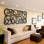 Decorate The Walls Your Living Room Putting Wall Sculpture