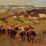 Degas Racehorses Paintings For Sale Paintingsforsalediscount