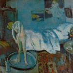 Departed Mind Picasso Blue Period