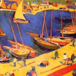Derain Andr Collioure Port Che
