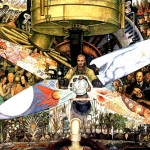 Diego Rivera Man The Crossroads