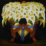 Diego Rivera Oil Paintings Reproductions Cheap And Unframed For Sale