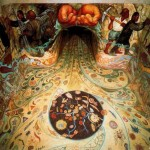 Diego Rivera Painting Paintings