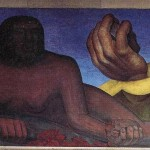 Diego Rivera Paintings Detroit Industry Painting